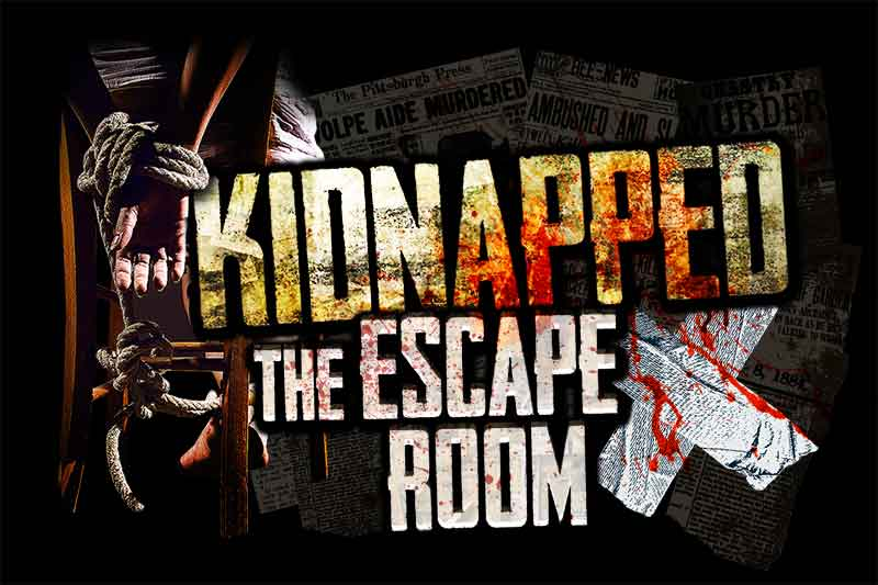 kidnapped-logo-2017 - Mind Trap Escape Rooms