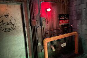 Mafia Heist Escape Room